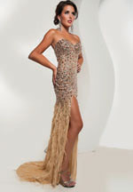 Jasz Couture - 4826 - Prom Dress - Prom Gown - 4826
