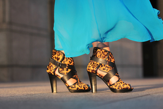 shoes pop culture afternoon leopard print