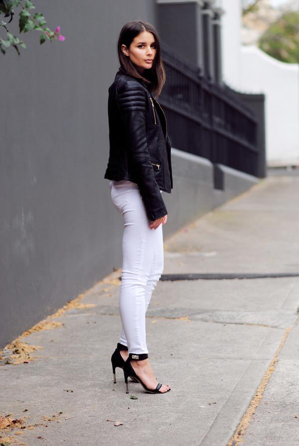 harper & harley jacket jeans shoes t-shirt jewels