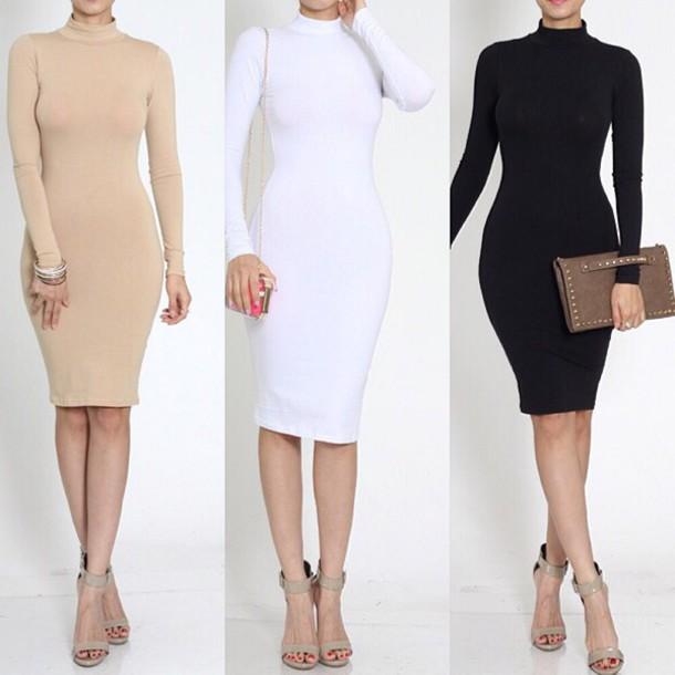 dress bodycon dress mini dress