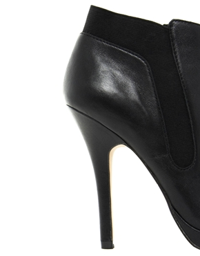 Dune | Dune Nam Leather Shoe Boots at ASOS