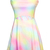 Pastel Candy Cut Out Dress, THE CULTLABEL