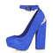 Stomp ankle platforms - heels  - shoes  - topshop