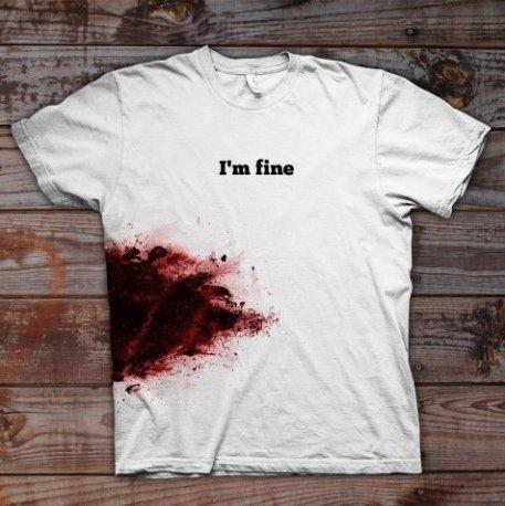 Fancy - I'm Fine T-Shirt