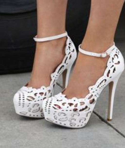 shoes high heels strappy heels