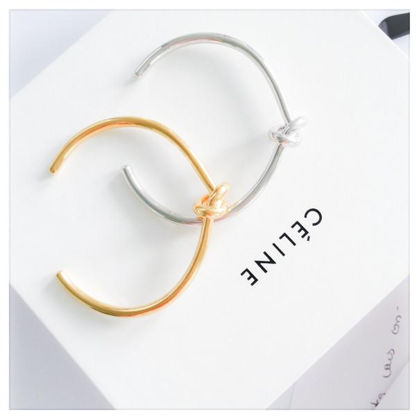 Bracelets Knot Céline   The Working Girl