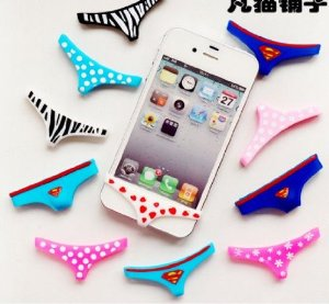 Amazon.com: Sexy Lady Underwear Thong Soft Silicone Home Button Case Cover for Iphone 5 4 4s: Everything Else