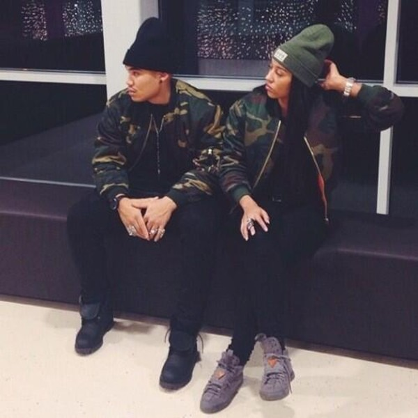 jacket military style camouflage camouflage top sneakers hat beanie shoes