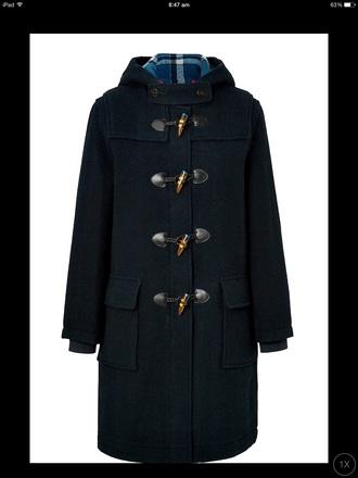 coat marc jacobs duffle coat mens duffle coat