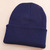 Solid Color Unisex Men Women Warm Cuff Plain Knit Ski Long Beanie Skull Cap Hat | eBay