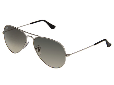 Ray-Ban 3025 Original Aviator size 58mm   Matte Gold/Red Mirror - Zappos.com Free Shipping BOTH Ways