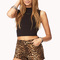 Wild thing studded shorts   forever21 - 2000111258