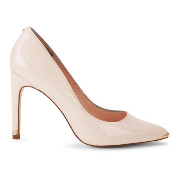 Ted Baker Women's Thaya Patent Leather Court Shoes - Polyvore