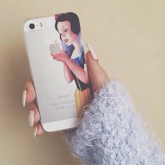 phone cover iphone 5s snow white disney fairy tale schneewittchen iphone stickers apple bite sweet