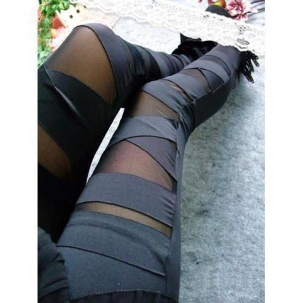 leggings black leggings style