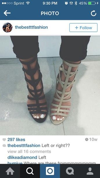 shoes heels on gasoline high heels