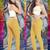 Mustard Colored Tabbachi Jeans 7091 | Yallure