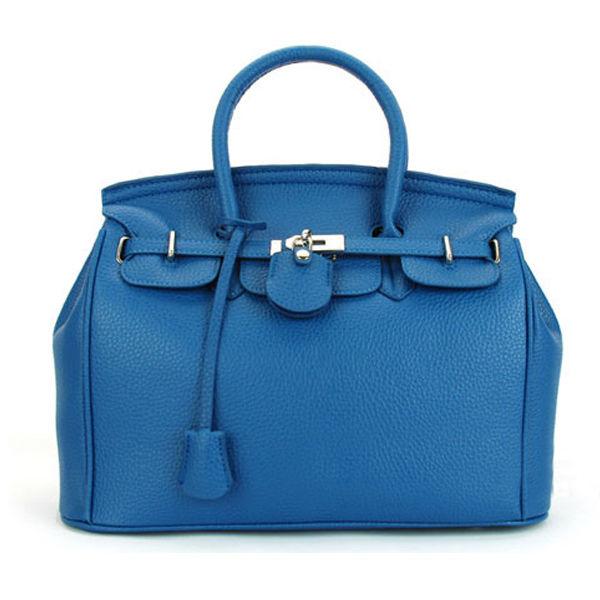 Hot Elegant Vintage Women Lady Celebrity PU Leather Tote Handbag Shoulder Hand Bag With Lock 8 Color on Luulla