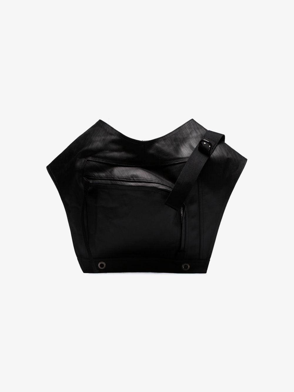 Cute Ivory Vest - Long Vest - Metal Vest - $54.00