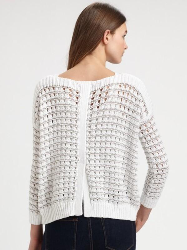 sweater theory knit fashion fashionista trendy blogger style fab stylish cotton knit winter sweater knitwear oversized sweater sexy sweater cute sweaters