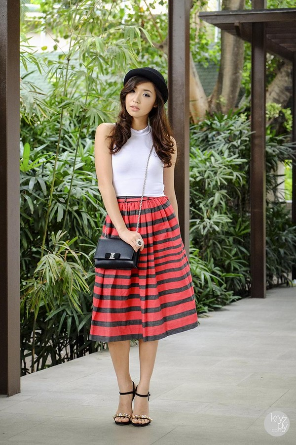 kryzuy t-shirt skirt hat bag shoes