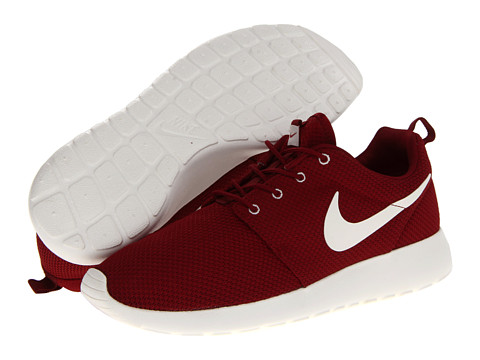 Nike Roshe Run Team Red/Sail - Zappos.com Free Shipping BOTH Ways