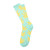HUF  - PLANTLIFE SOCKS // HEATHER PASTEL GREEN