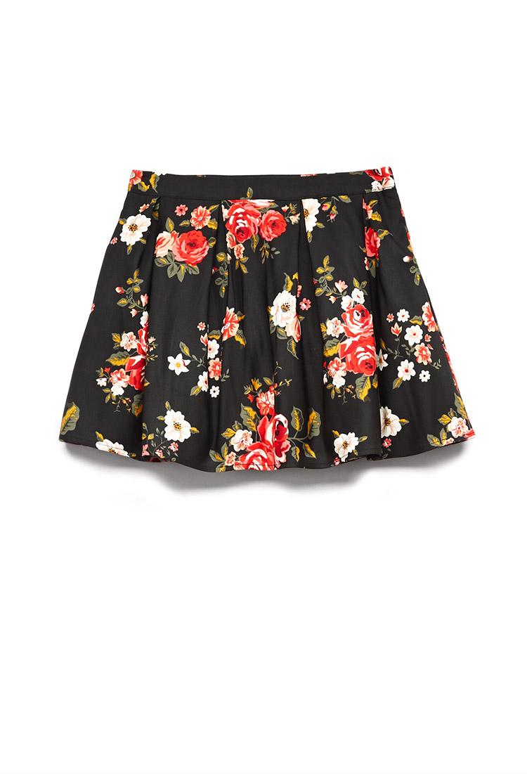 Garden Princess A-Line Skirt (Kids) | FOREVER21 girls - 2000066504