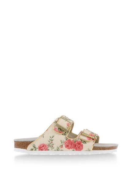 Marta Ferri x Birkenstock Slip On Sandals & Flip Flops - Marta Ferri x Birkenstock Footwear Women - thecorner.com