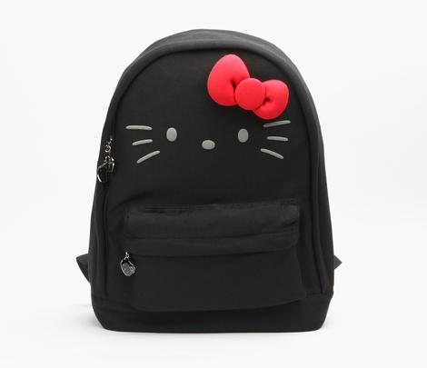 Hello Kitty Backpack: Big Face in  Bags Bags   Wallets Backpacks at Sanrio