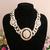 Triple Lion Head Necklace-Fashion Passionates