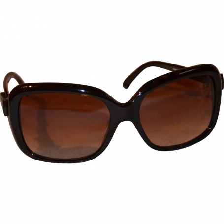 Sunglasses CHANEL Brown in Plastic All seasons - 685360