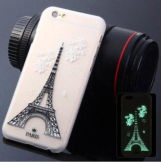 phone cover paris girly cute fashion style kawaii iphone case eiffel tower