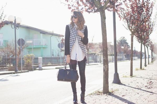 scent of obsession coat shirt pants shoes bag sunglasses