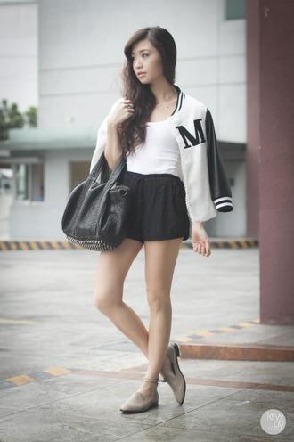 kryzuy jacket tank top shorts shoes bag