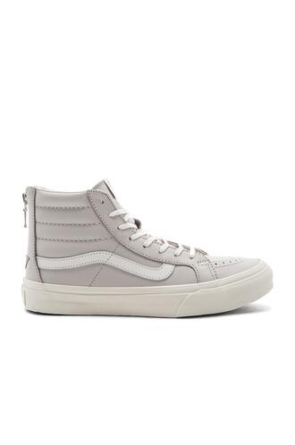 zip lavender shoes
