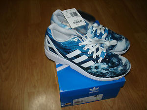 new styles d6324 a1650 discount code for adidas zx flux slip on ebay 18387 0564c