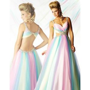 Ballgowns by MacDuggal Fairy Tale Princess Prom Dress 2650H - Last Gown | Shop prom dresses by top designers Sherri Hill, Jovani, La Femme & More