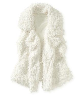 Faux Fur Vest -