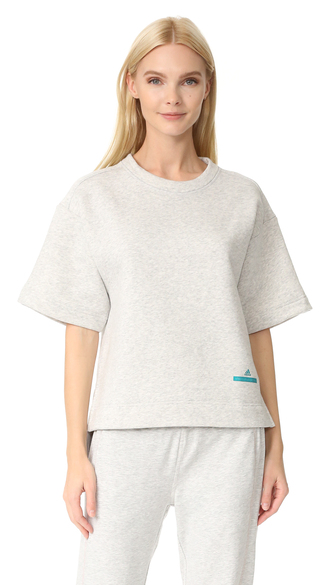 sweater fashion clothes adidas stella mccartney sweatshirt yoga pants