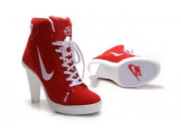 Nike Blazer Schuhe Outlet | Bestellen Billig Nike Dunk SB High Heels Red White Online Mit Großem Rabatt