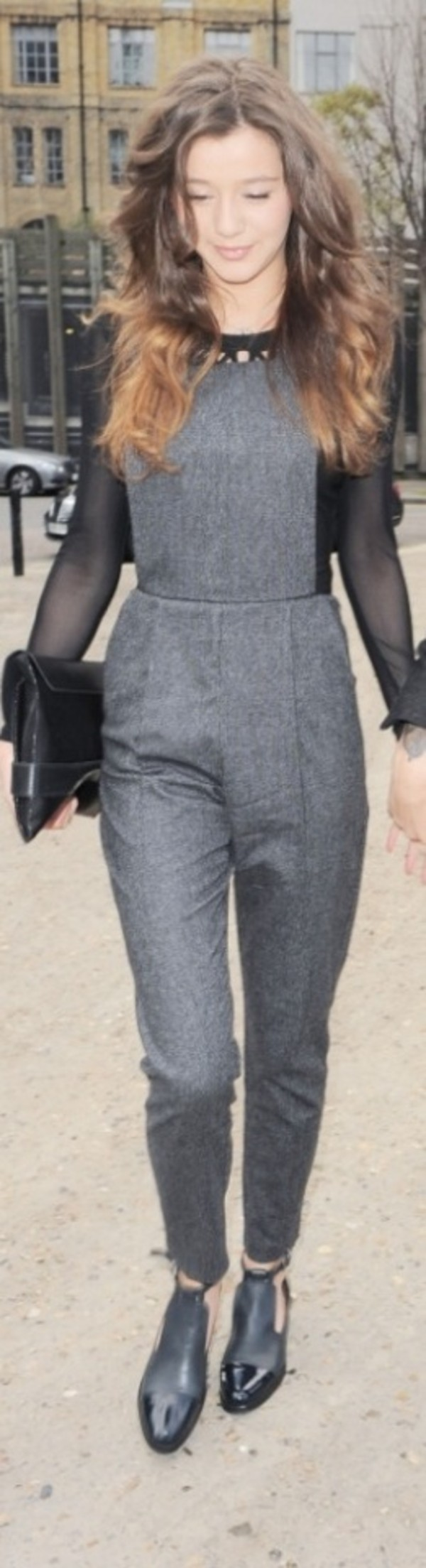 pants eleanor calder shirt shoes bag