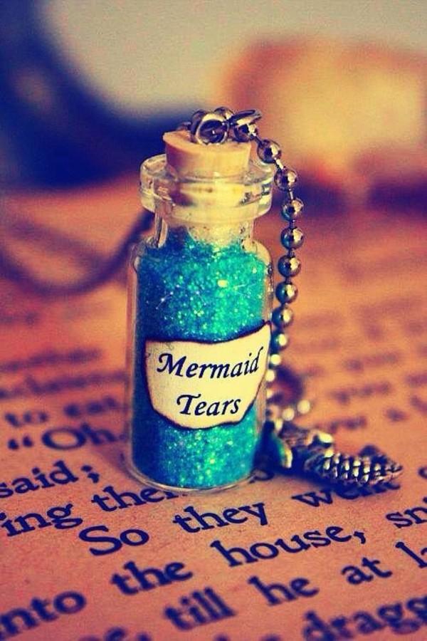 jewels mermaid tears