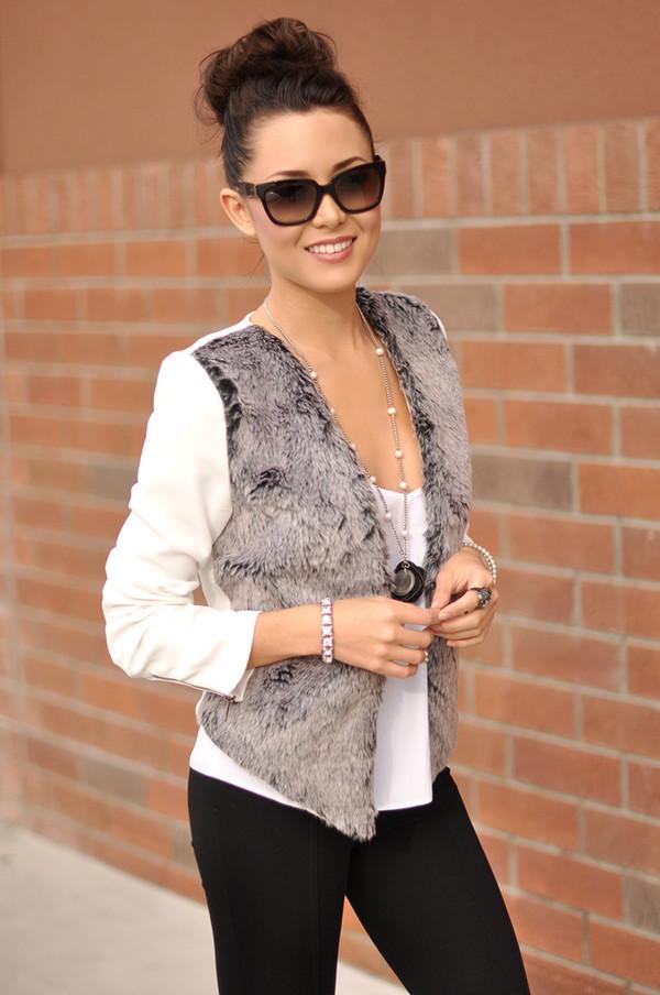 hapa time jacket tank top pants sunglasses shoes jewels