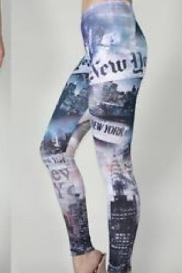 jeans new york legging
