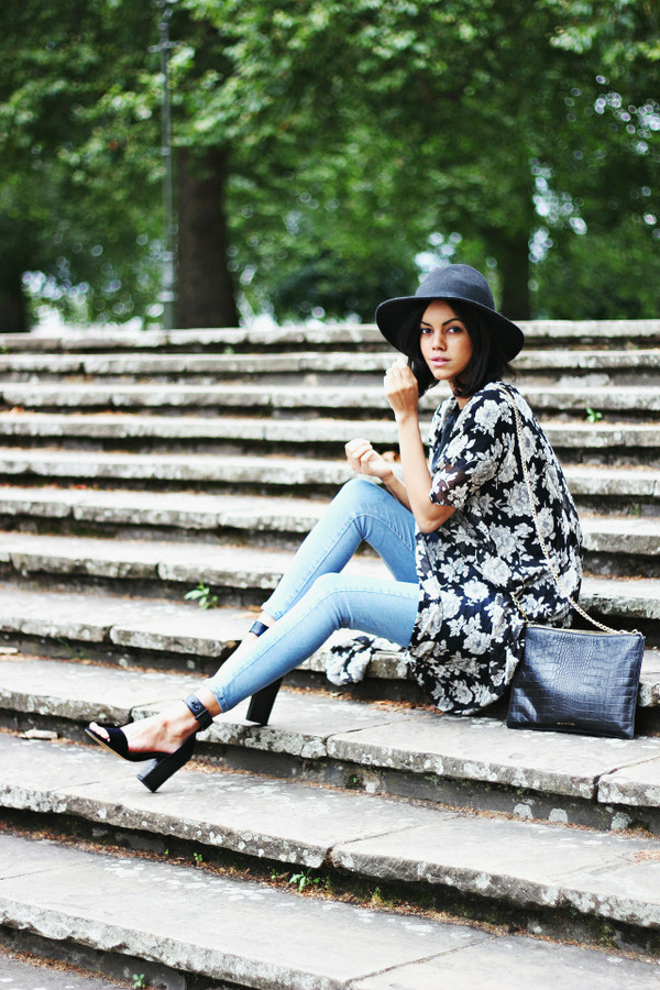 jazzabelle's diary bag jeans shoes