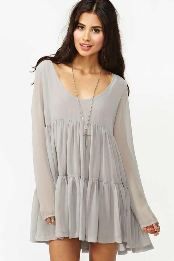 Prairie Dress - Woman - Clothing - Habbage