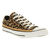 Converse ALL STAR OX LOW LEOPARD PRINT FAUX FUR EXCLUSIVE Shoes - Converse Trainers - Office Shoes on Wanelo