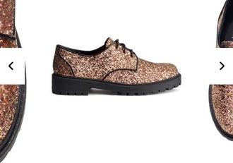 glitter dress glitter shoes glitter boots glitter heels shoes platform shoes sneakers doctor who shoes drmartens h&m derbies