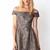 Cold Shoulder Daisy Dress | FOREVER21 - 2000129212